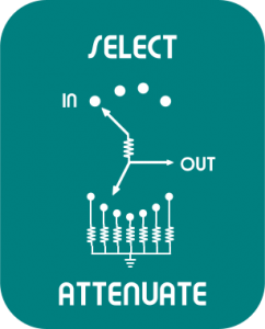 passive pre-amplifier
